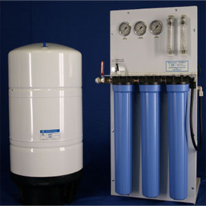 Advanced Water Systems Reverse Osmosis Water Filtration