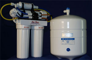 Maxima 4000 Residential reverse osmosis systems