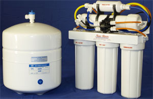 Maxima 5000 Residential reverse osmosis systems