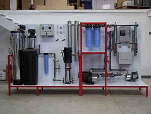 Skid Mounted Water Store Packages